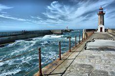 Faro San Miguel.Oporto