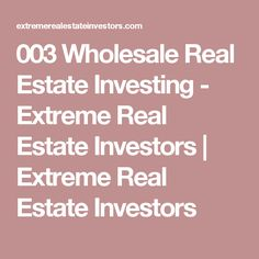 Private Money Lenders & Loans for Real Estate Investors, Cheaper than Hard Money Wholesale Real Estate, Abandoned Property, Real Estate Investor, Investors, How To Make Money, Fair Price, Education, Onderwijs, Learning