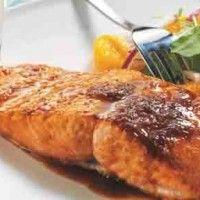 Citrus Glazed Regal Salmon
