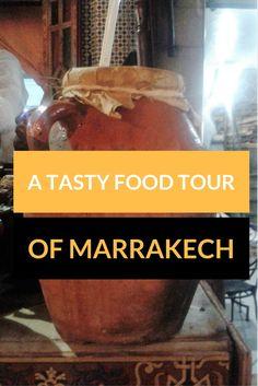 A delicious food tour of Marrakech