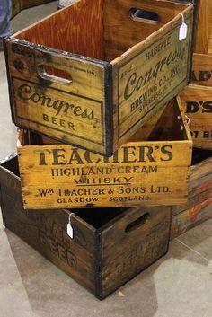 guide des brocantes howne blog conseils chiner deco vintage retro vieille caisse bois vin diy facile 2