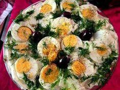 Ελληνικές συνταγές για νόστιμο, υγιεινό και οικονομικό φαγητό. Δοκιμάστε τες όλες Greek Recipes, New Recipes, Salad Recipes, Cooking Recipes, Healthy Recipes, Salad Bar, Food Processor Recipes, Food And Drink, Appetizers