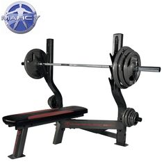 XMark International Olympic Weight Bench Review Weight benches