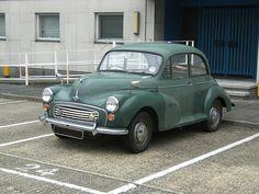 Morris Minor 1000 motor car