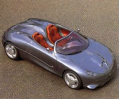 1992 Ford Focus Concept by Ghia