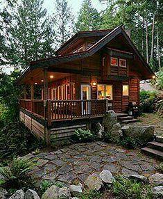Nice cabin...