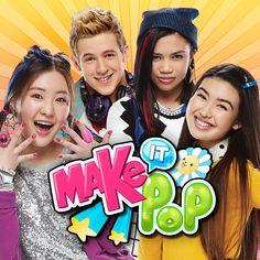 Make it pop// Nickelodeon 2000s Cartoons, Riverdale Poster, The Thundermans, Nickelodeon Shows, Disney Rooms, M Anime, Kids Choice Award, Old Tv Shows, Princesas Disney
