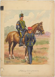 3rd (King's Own) Hussars 1909