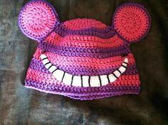 Crocheted DisneyInspired HatMade to Order by xSimplyxSarahx, $18.50 http://www.etsy.com/shop/xSimplyxSarahx?ref=seller_info