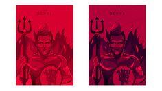 'The Red Devil' by Rudi Gundersen