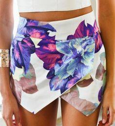 Pico summer skirt