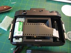 The Holga is a camera, first manufactured in China in 1981, made almost entirely of plastic, some even have plastic lenses. It was an invention intended for the Chinese consumer as a low-budget,...