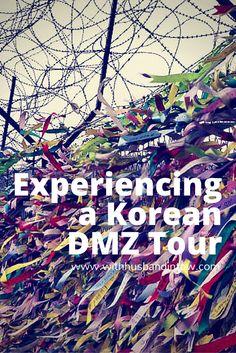 Experiencing a Korean DMZ Tour #Travel #Korea #Asia