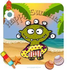 Wishing you a refreshing Summer! Repin this pic if you like it :-)