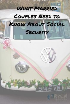 What Married Couples Need to Know About Social SecurityFacebookInstagramPinterestTwitterYouTubeFacebookInstagramPinterestTwitterYouTube