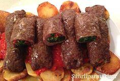 Ispanaklı Köfte Tarifi | Yemek Tarifleri Sitesi - Oktay Usta - Harika ve Nefis Yemek Tarifleri