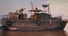 vietnamese navy   this was signalman 1 c bill schwartz s pbr patrol boat skipper in ...