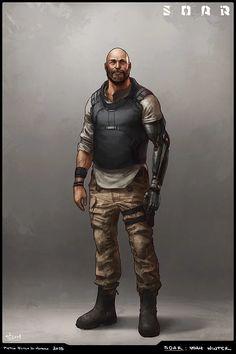 Pietro SDM - Characters