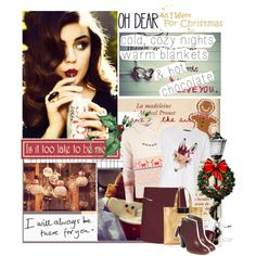 """""""All I want for Christmas..."""" by bamaannie on Polyvore"""
