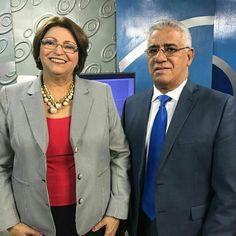 #Dr. Severo Mercedes en conversación con Dania Goris