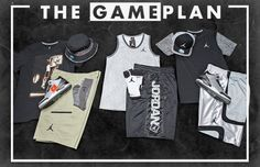 "90c81c3e7726 ""The Game Plan"" by Champs Sports  The Wolf Grey Collection"