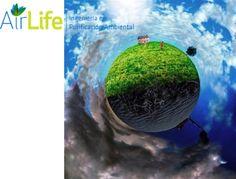 """#airlife #aire #previsión #virus #hongos #bacterias #esporas #purificación  purificación de aire Airlife te dice ¿cuál es la definición de contaminación atmosférica? Una definición es: """"Cualquier condición atmosférica en la que ciertas substancias alcanzan concentraciones lo suficientemente elevadas sobre su nivel ambiental normal como para producir un efecto mensurable en el hombre, los animales, la vegetación o los materiales"""".http://www.airlifeservice.com"""