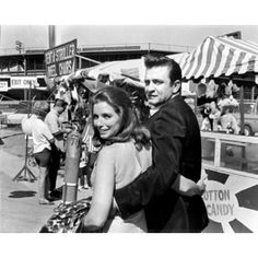 The taste of love is sweet, when hearts like ours meet - June Carter and Johnny Cash