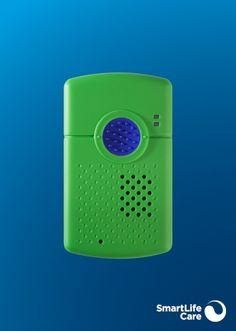 Der diskrete Begleiter | Mini ist der mobile Notruf von der Grösse einer Zündholzschachtel mit GPS-Ortungsfunktion und eingebautem Lautsprecher. So lösen Sie auch unterwegs jederzeit Alarm aus und stellen Sprechkontakt her – in der ganzen Schweiz. Bordeaux, Mini, Stretch Bracelets, Light Blue, Appliances, Green, Black Bracelets, Music Speakers, Switzerland