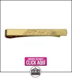 Centro 9ct dorado 6x 55mm grabada a mano corbata Slide  ✿ Joyas para hombres especiales - lujo ✿ ▬► Ver oferta: https://comprar.io/goto/B00SJ8RPQC
