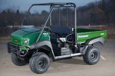 New 2016 Kawasaki Mule 4010 4x4 ATVs For Sale in Wisconsin. 2016 Kawasaki Mule 4010 4x4, Just In! 2016 Kawasaki Mule 4010 4x4 The Mule 4010 4X4 Side X Side Is A Powerful Mid-Size Two-Passenger Workhorse That S Capable Of Both Putting In A Hard Day Of Work As Well As Touring Around The Property Features may include: 617cc fuel-injected, V-Twin engine produces reliable performance Selectable 2WD or 4WD with dual-mode rear differential Continuously Variable Transmission (CVT) w/ HI/LO ranges…