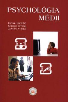 Psychológia médií (Samuel Brečka) Kniha