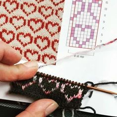 Baby Knitting Patterns Socks The next wrist warmers are being planned . Baby Hats Knitting, Fair Isle Knitting, Knitting Charts, Vintage Knitting, Baby Knitting Patterns, Knitting Socks, Knitting Stitches, Hand Knitting, Stitch Patterns