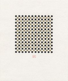 White and Black N°02 - 21 x 25 cm / Art by Slavomir Zombek