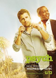 Love me some Psych! :)