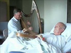 The Reverie Harp - How it is used in Music Therapy