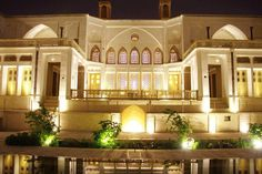 Manuchehri Hotel, Kashan, Iran