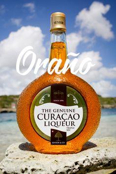 Oranje   Orange   Likor di Kòrsou konosé diferente kolo di kua un ta oraño!   Curaçao Liqueur knows different colors of which one is orange! (https://www.curacaoliqueur.com/senior-liqueurs/colored-cocktail-essentials/orange-curacao)