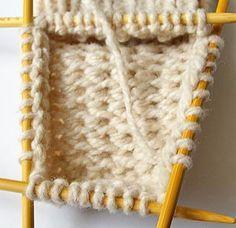 Beginner's Guide to Knitting Socks. Hello Christmas presents!