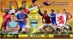 Prediksi Jitu Manchester City vs Middlesbrough 5 November 2016