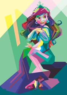 The Art Of Animation, Indira Yuniarti