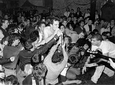 Dead Kennedys at the Mabuhay Gardens