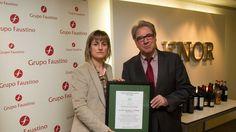 Grupo Faustino obtiene la certificación de la huella de Carbono en 6 Bodegas