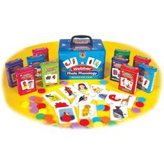 Set of 10 Photo Phonology Minimal Pair Cards Fun Decks Combo - Super Duper Educational Learning Toy for Kids *** Continue to the product at the image link. (This is an affiliate link)