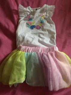 Able Bnwt Baby Girl 6-9m Outfit Outfits & Sets Baby & Toddler Clothing