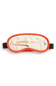 Free shipping and returns on FLIGHT 001 'Caffeine Supply' Sleep Mask at Nordstrom.com. If dozing mid-flight doesn't tip everyone off to the fact that your caffeine supply is running dangerously low, this playful eye mask is sure to do the trick.