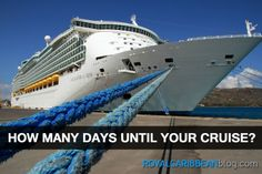 How many more until your #cruise? #travel