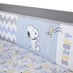 Shop for Snoopy at Bed Bath & Beyond. Buy top selling products like Lambs & Ivy® My Little Snoopy™ Crib Bedding Collection and Snoopy House Original Crystal Puzzle. Crib Bumper Set, Baby Crib Bumpers, Baby Crib Mobile, Baby Cribs, Baby Snoopy, Snoopy Nursery, Bambi Nursery, Nursery Bedding Sets, Crib Bedding