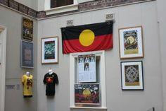 National Reconciliation Week display