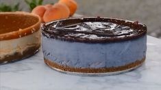 5 tartas frías y sin horno para hacer en verano – La voz del muro Cheesecake, Desserts, Queso, Chocolate, Cold, Mini Fruit Pies, Sugar Free Desserts, Easy Recipes, Frozen Custard