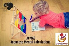 Friday Feb 24 - 5.30pm  Parents join FREE info session about Japanese mental calculation Genius MAP ACMAS brain development prog for kids with Dr. Hadi Hamza CRANIUM center Jeita